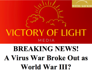 A virus war broke out as WWIII