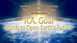 R.A.Goal-Words to Open Earths Future